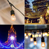 15M Commercial Grade LED String Lights