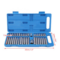 Hex Star Torx Socket Bit Set Tool