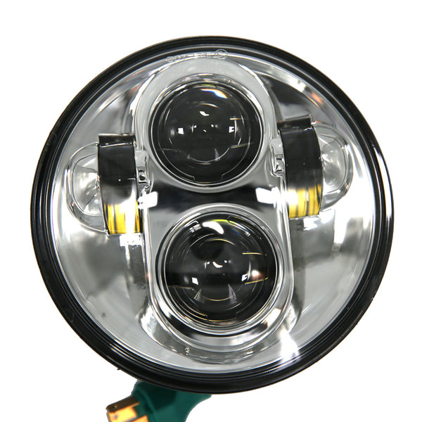 Headlight For Harley Motorcycle