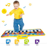 Musical Mat Blanket Toy