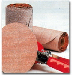 Psa Disc Roll 6in. 400 Grit A-o