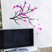 Dancing Flowers - Wall Decals Stickers Appliques Home Decor