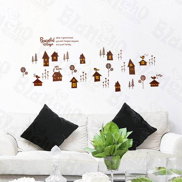 Sweet Home - Wall Decals Stickers Appliques Home Decor