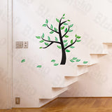 Delightful Tree - Large Wall Decals Stickers Appliques Home Decor
