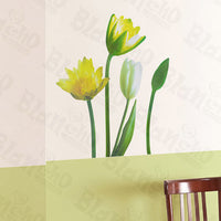 Lovely Flowers - Wall Decals Stickers Appliques Home Decor