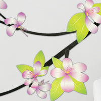 Fresh Blossoms - Wall Decals Stickers Appliques Home Decor