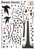 Pandora Tree - Large Wall Decals Stickers Appliques Home Decor