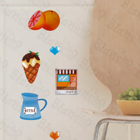 Go Picnic! - Hemu Wall Decals Stickers Appliques Home Decor