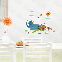 Have Fun - Hemu Wall Decals Stickers Appliques Home Decor 9.4 By 16.5 Inches