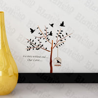Our Tree - Wall Decals Stickers Appliques Home Dcor