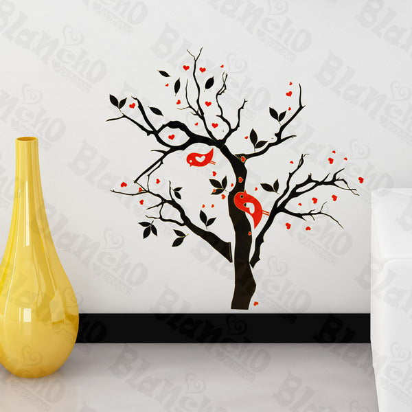 Timbered Twig - Wall Decals Stickers Appliques Home Dcor