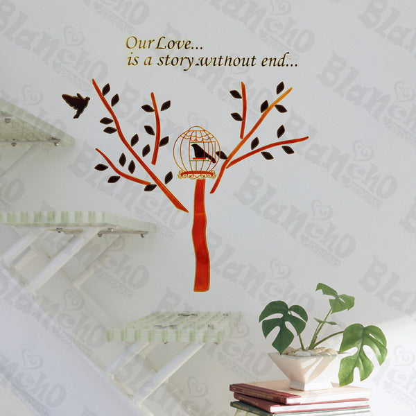 Hope Tree - Wall Decals Stickers Appliques Home Dcor