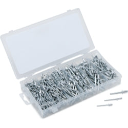 Titan 500-piece Aluminum Rivet Assortment