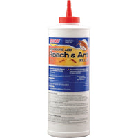 Pic Ba-16 Orthoboric Acid Roach And Ant Killer, 16 Ounces