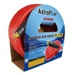 Astroflex 1-2 In. X 50 Ft. Hybrid Air Hose - Red