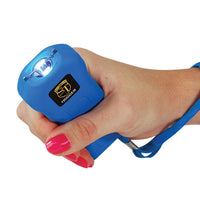 Trigger 18,000,000 Stun Gun Flashlight With Disable Pin.