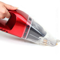 Vehicle Cleaner 100w Dc-12v Wet-dry Vacuums-vacuum Cleaner,red