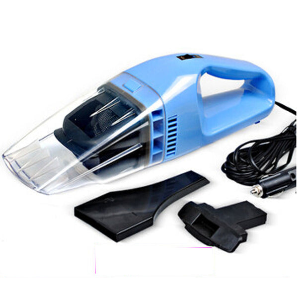 Vehicle Cleaner 75w Dc-12v Wet-dry Vacuums-vacuum Cleaner,blue (3m)