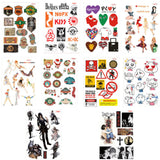 Waterproof Bicycle- Luggage- Motocycle- Car- Laptop Stickers (no.4)