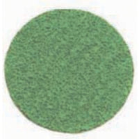 "3"" Green Zirconia Abrasive 50 Grit Disc (25-box)"