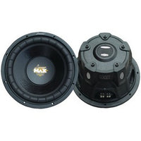 "Lanzar Maxpro Series Small 4ohm Dual Subwoofer (12"", 1,600 Watts)"