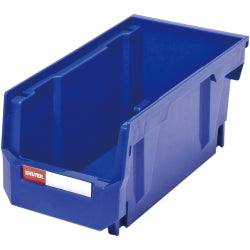 4 In X 7.4 In X 3 In Ultra Hanging Storage Bin - 5 Pack