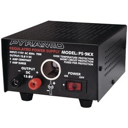 Pyramid Power Supply (70 Watts Input, 5 Amps Constant)