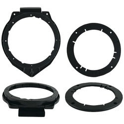 "Metra 6'-6.75"" Gm Multi 2005 & Up Speaker Adapter Plates"
