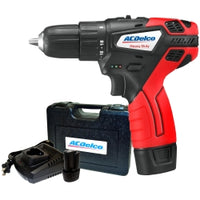 Acdelco G12 Series Lith-ion 12v 2-speed Drill - Driver