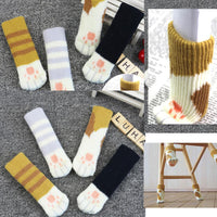 Elastic Chair Furniture Socks Sets 24pcs