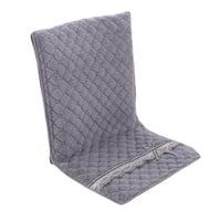 Office Home Chair Cushion One-piece Dinette Cover Non-slip Seat Cushion-a11