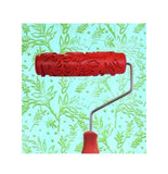 Classical Embossed Paint Roller Wall Painting Runner Wall Diy Tool, Pattern 33