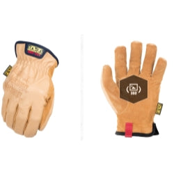 Mechanix Wear Durahide Driver F9-360 Cut Gloves (medium, Durahide Leather)