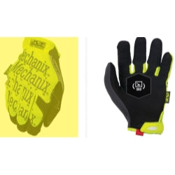 Original E5 Trekdry Armortex Gloves, A5 Cut Resistance, Med