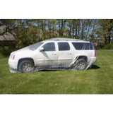 Heck Industries 22 Ft. Plastic Car Cover, Medium