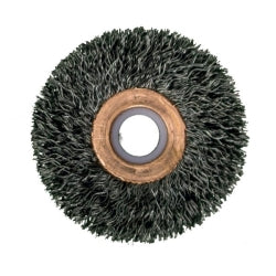"3"" Wire Buffing Brush, .12 Wire"