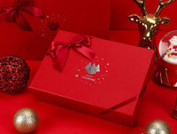 Gift Boxes For Christmas[red]excellent Decorative Gift Box Christmas Present
