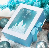 [blue]gift Boxes For Christmas Excellent Decorative Gift Box Christmas Present