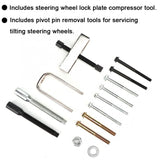 Car Steering Wheel Puller Remover