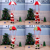 Christmas Home Ceiling Decorations Parachute