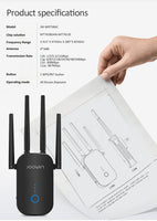 Dual Band 5Ghz Wifi Router