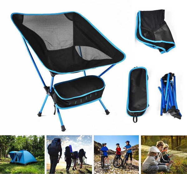 Light Casual Folding Chair