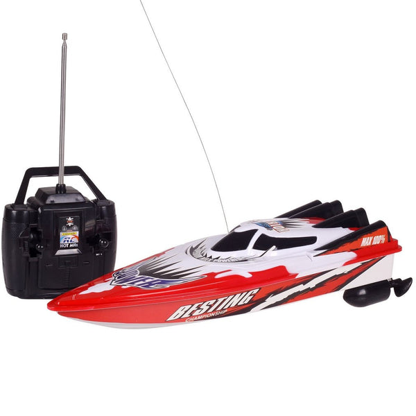 Remote Control Motor Speed Boat
