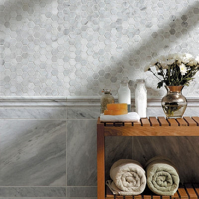 Premium Honed White Marble Tiles Blog Post