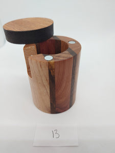 510MOD Standard Wooden Sleeve/Cap for 25mmOD Bottomless Banger