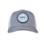 YOUTH SIZE Heather Grey/White OFC Logo Patch Trucker Hat