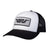 White/Black/Black With Rubber OFC Florida Horns Trucker Hat