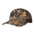 Realtree Camo/Brown With OFC Florida Horns Logo Trucker Snapback Hat
