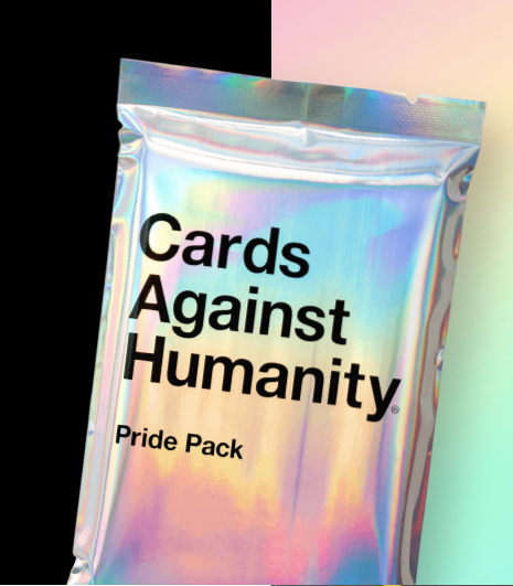 Cards Agaisnt Humanity - Pride Pack Without Glitter