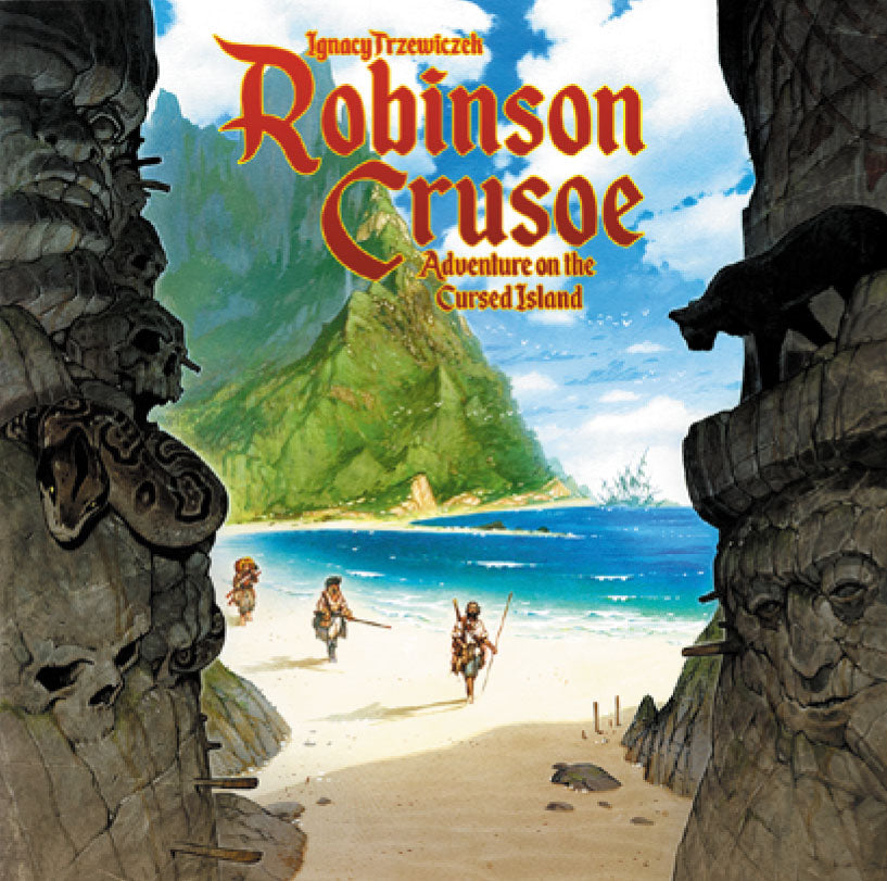 Robinson Crusoe: Adventures of the Cursed Island (2nd Edition)